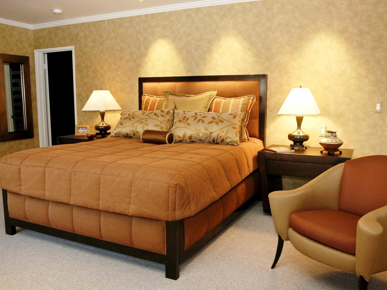 headboard design ideas for modern bedroom