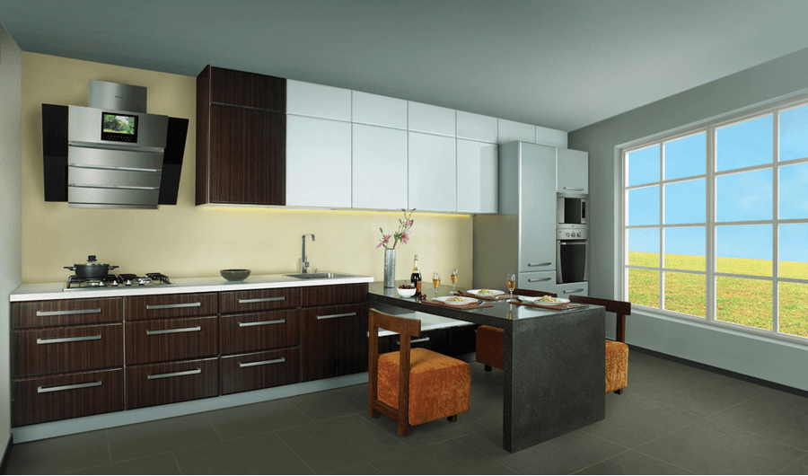 Brilliant modular kitchen designs you will absolutely adore!