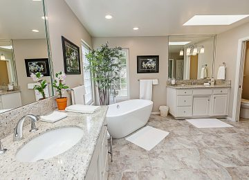 Remodel Your Bathroom Based on Your Family's Life style