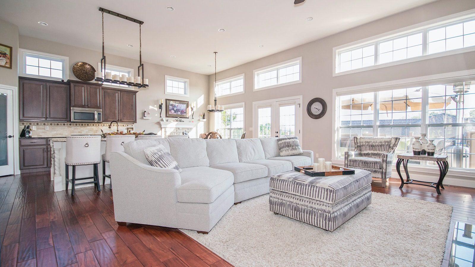 Hardwood Floor Examples