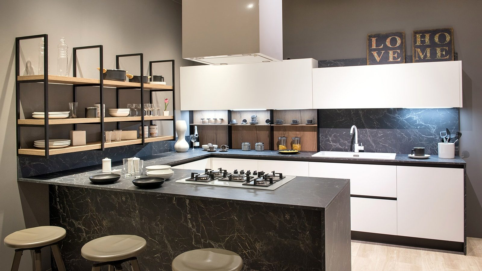 The psychology of kitchen design