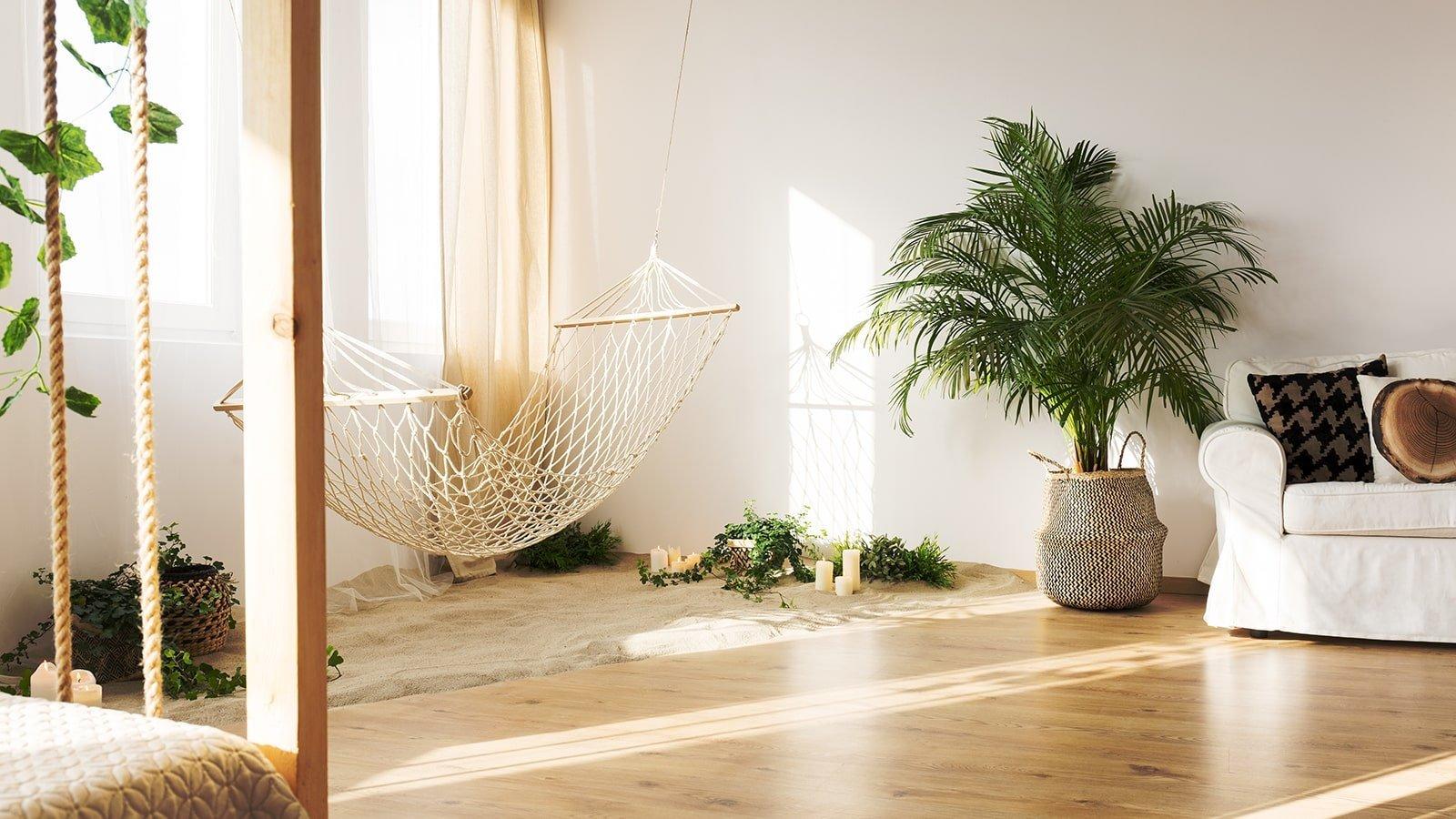 Quiet Cozy Room